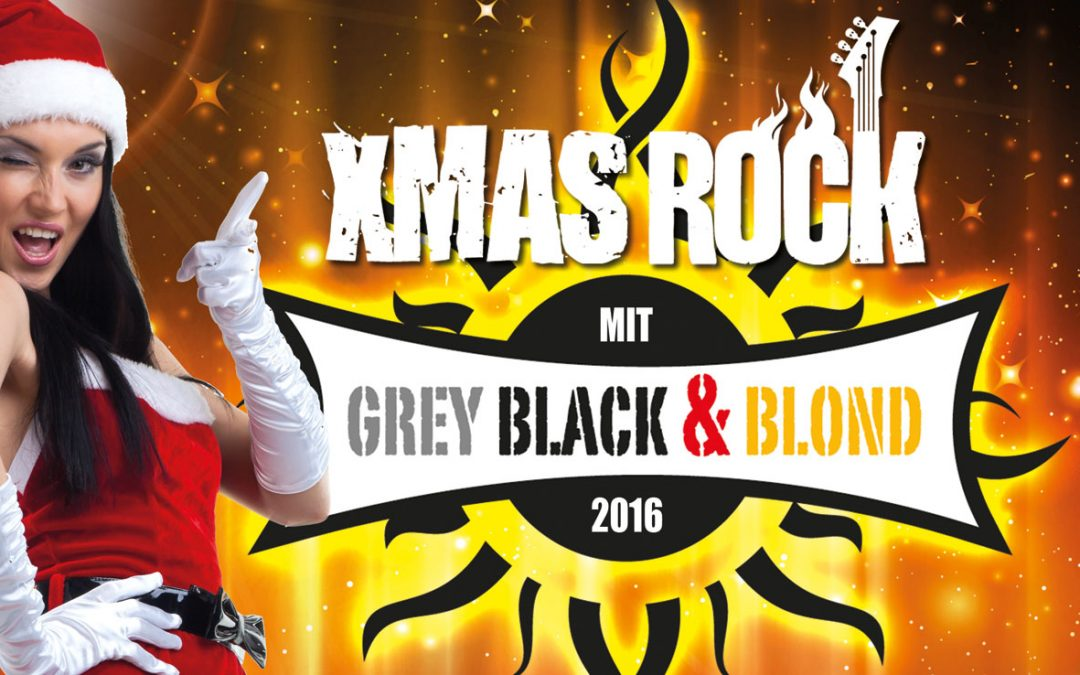 X-MAS ROCK 2016 in neuer Location!