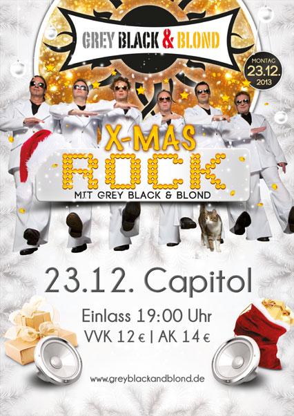 X-MAS ROCK 2013